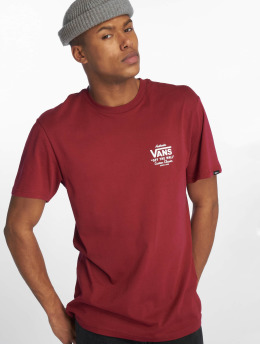 Vans T-shirt Holder Street II rosso