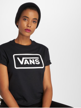 Vans / T-shirt Boom Boom Boxy i svart
