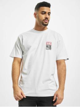 Vans T-Shirt Mn New Stax weiß