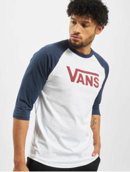 Vans t-shirt Classic Raglan wit