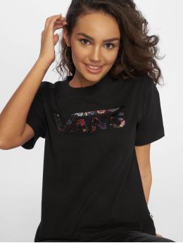 Vans t-shirt Outshine  zwart