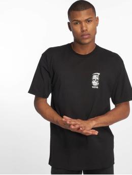 Vans t-shirt Moonshine zwart