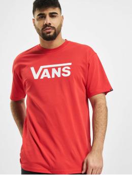 Vans T-shirts Mn Vans Classic rød