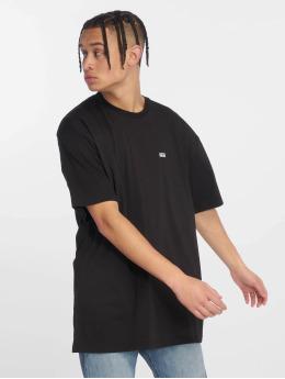 Vans T-Shirty Left Chest Logo czarny