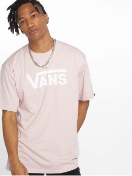 Vans T-Shirty Classic fioletowy