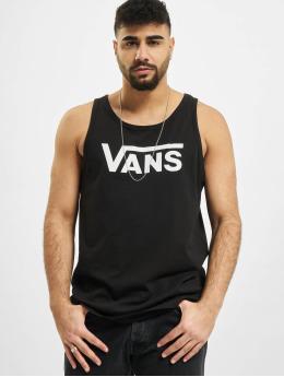 Vans Tank Tops Mn Vans Classic musta
