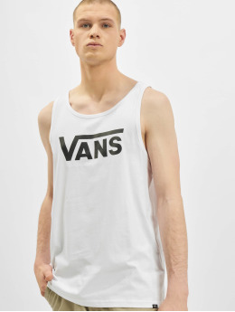 Vans Tank Tops Mn Vans Classic weiß