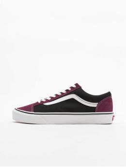 Vans Tennarit UA Style 36 Vintage Suede purpuranpunainen