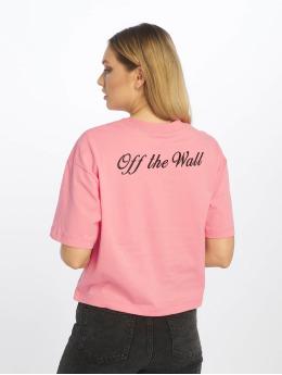 Vans Tričká Brush Off pink
