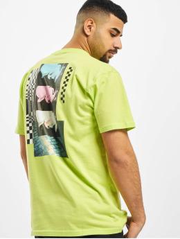 Vans Tričká Rainbow Orchid zelená