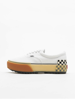 Vans Zapatillas de deporte UA Era Stacked blanco