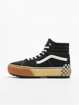 Vans Zapatillas de deporte UA Sk8-Hi Stacked negro