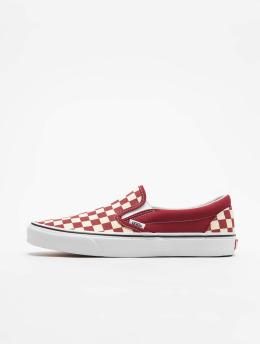 Vans Zapatillas de deporte UA Classic Slip-On rojo