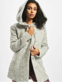 Vero Moda Демисезонная куртка vmVeroDona  серый