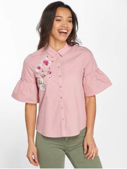 Vero Moda Bluzka/Tuniki vmJina rózowy