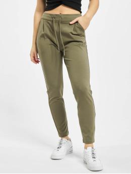 Vero Moda Pantalon chino vmEva Loose String olive