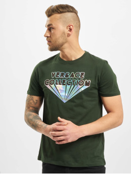 Versace Collection T-Shirt Collection  grün