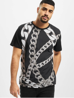 Versace Jeans T-Shirt Chain  blue
