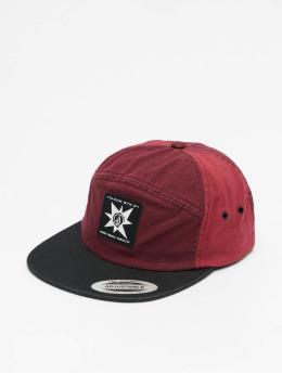 Volcom 5 Panel Caps Hat  punainen