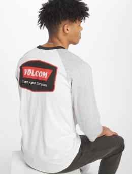 Volcom Camiseta Cresticle 3/4 blanco