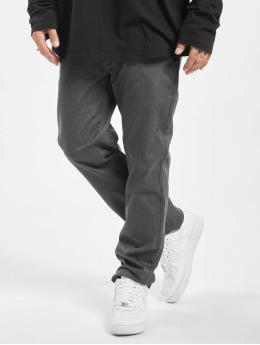 Volcom Látkové kalhoty Frickin Modern Stret šedá