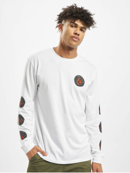 Volcom Longsleeve Family Stone Bsc wit