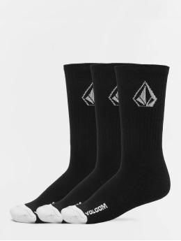 Volcom Ponožky Full Stone čern