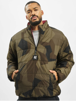 Volcom Puffer Jacket Liner camouflage