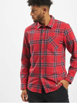 Volcom Shirt Caden Plaid  red