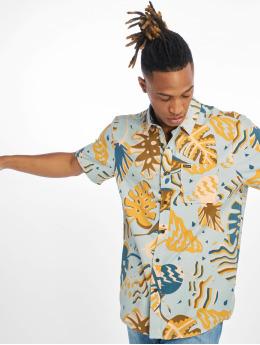 Volcom Skjorte Scrap Floral blå