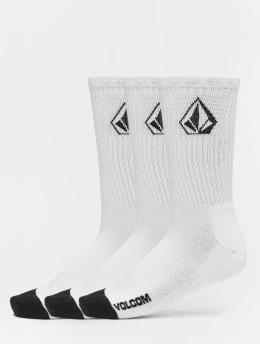 Volcom Socken Full Stone 3 weiß