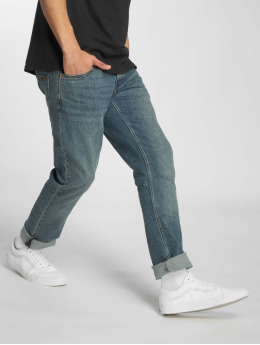 Volcom Straight Fit Jeans Vorta Denim blå