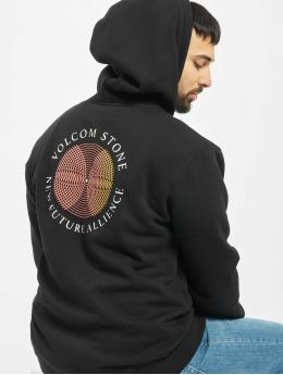 Volcom Sudadera Supply Stone negro
