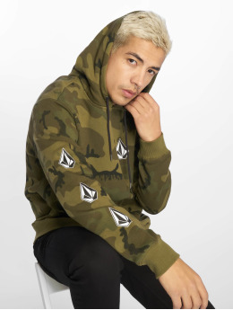 Volcom Sweat capuche Deadly Stone camouflage 3aaa8b0e129