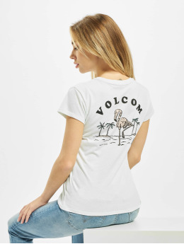 Volcom t-shirt Easy Babe Rad II  blauw