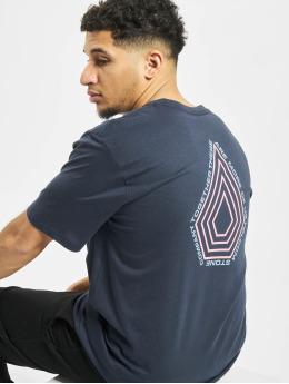Volcom t-shirt Radiation  blauw