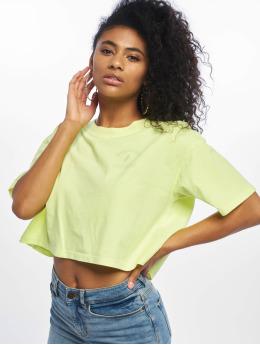 Volcom T-Shirt Neon And On jaune
