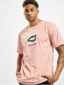 Volcom T-Shirt Reacher magenta