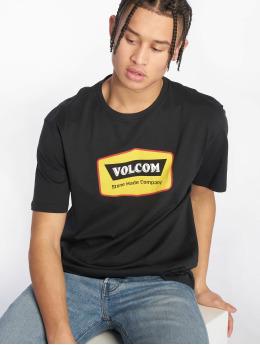 Volcom T-Shirt Cresticle noir