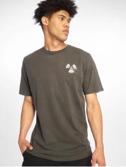 Volcom T-Shirt Push This schwarz