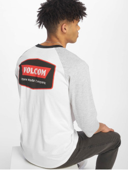 Volcom t-shirt Cresticle 3/4 wit