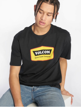 Volcom t-shirt Cresticle  zwart