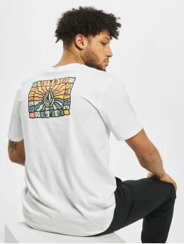 Volcom T-skjorter Daybreak  hvit