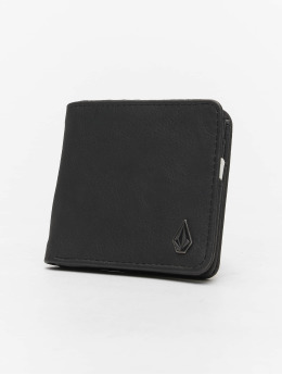Volcom Wallet Slim Stone Pu black