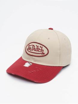 Von Dutch Snapback Cap Dad  gray