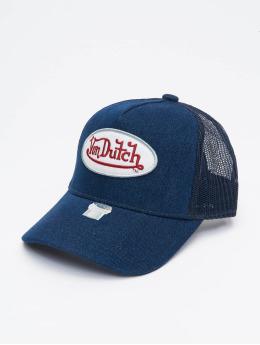Von Dutch Trucker Cap Og  blau