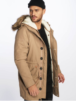 VSCT Clubwear Зимняя куртка Luxury коричневый