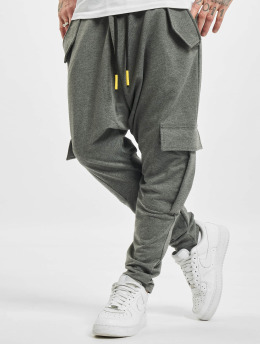 VSCT Clubwear Спортивные брюки Shogun серый