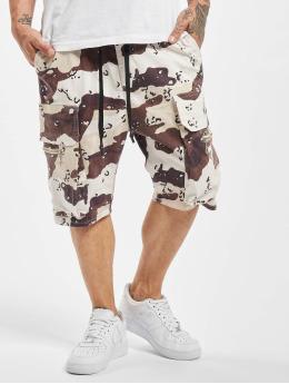 VSCT Clubwear Шорты Logan Denim Bermuda камуфляж