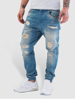 Noah Cuffed Jeans Vintage Sunfaded Blue